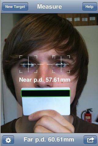 自己怎么测瞳距_量瞳距示意图怎么自己测瞳距