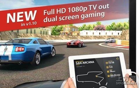 ipad 2首款airplay双屏游戏