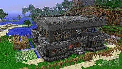 minecraft房子设计图