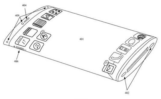 苹果双面手机专利获批 物理按键将被虚拟化