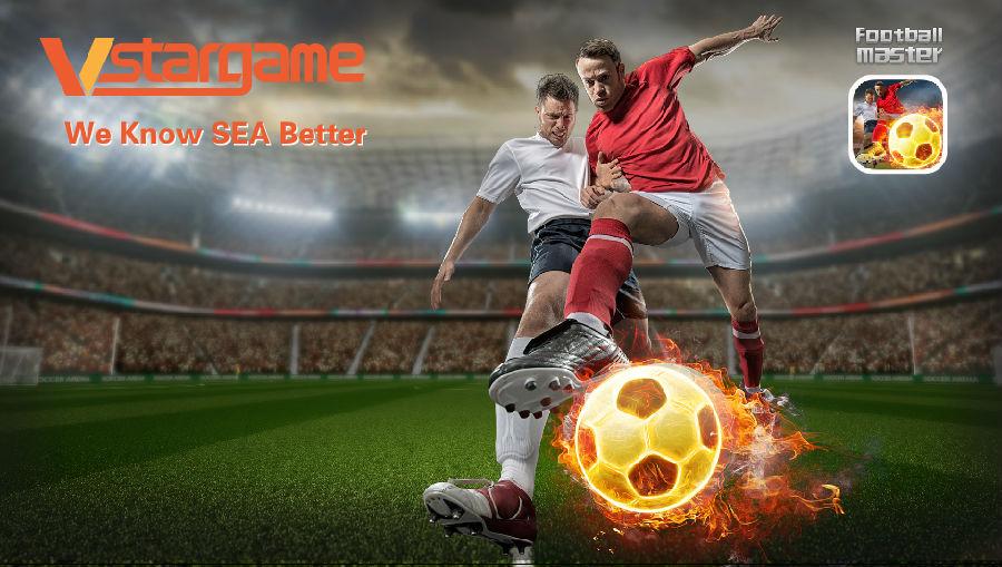 Vstargame签约《足球大师》即将发行泰国 -- 上