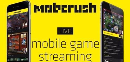 手游直播Mobcrush获1100万美元投资