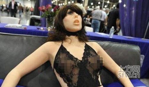 各国美女机器人对比 中国的亮瞎了