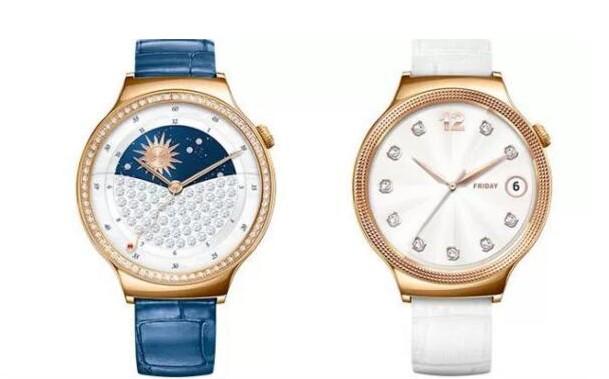 华为女士专用智能手表在美国开售起步价500美