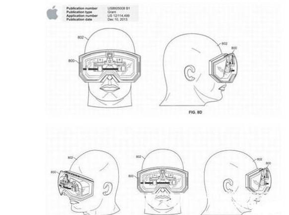 vr眼镜设计手绘图