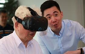 破壁VR产业,VR国际研究院及创新创业孵化中心在京成立