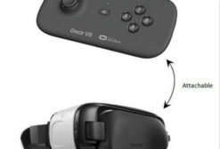新一代Gear VR曝光 配控制器方便操作