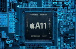 iPhone 8搭载的苹果A11处理器 下个月将开启量产
