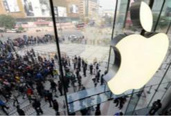 苹果有望在2018年成为全球首家市值突破1万亿美元的公司
