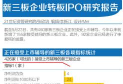 新三板转板IPO特别报告