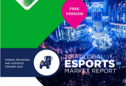 2017年全球电子竞技市场报告:电子竞技迷平均支出3.64美元