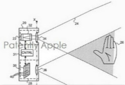苹果获3D测绘新专利 用户有望直接用手来操控AR功能
