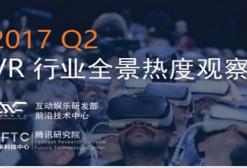 腾讯发布第二季度 VR 报告:成人网站专区视频数增长快