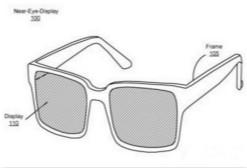 下一个Magic Leap?FB获AR眼镜新专利