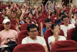 蓝港互动2018校招华中大宣讲会 现场气氛高涨掀起热潮