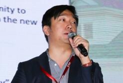 TokenSky首尔站:i-house创始人 区块链如何快递落地