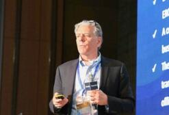 2018TokenSky区块链大会:BCOO首席执行官Joseph Sadove BCOO革新传统回馈积分制度