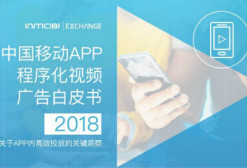 2018中国移动APP程序化视频广告白皮书