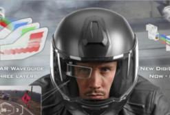 DigiLens为智能头盔宣布新的双层AR显示器