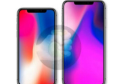 iPhone X Plus,iPhone 9和iPhone 9 Plus渲染图曝光