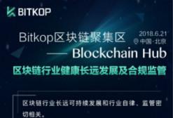 BitKop举办第一期区块链聚集区·Blockchain Hub·第一期主题沙龙,大咖云集