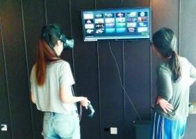 2018年中国VR线下体验店市场规模预计将达20.9亿元