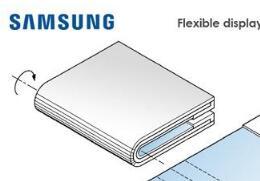 三星折叠屏平板专利曝光,可向内或向外翻折