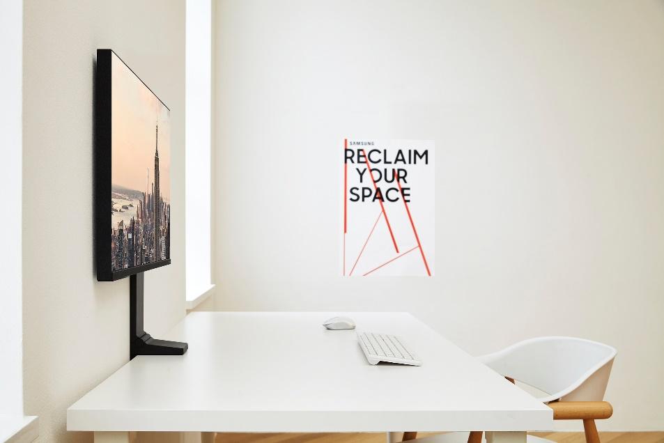 2019三星新款显示器:为现代极简办公和下一代电竞而生