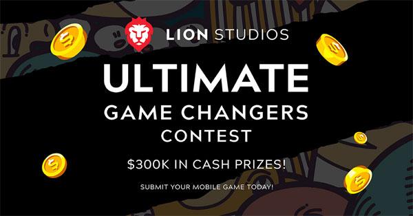 AppLovin旗下媒介部Lion Studios終極游戲改變者大賽30萬美元等你來拿