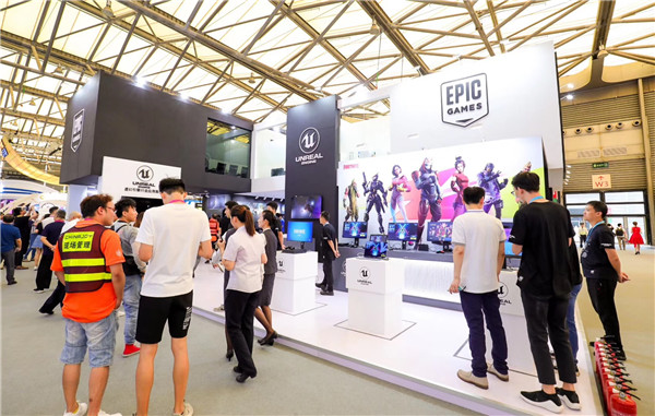 Epic Games 強勢參展Chinajoy,三重奏助力游戲產業發展s