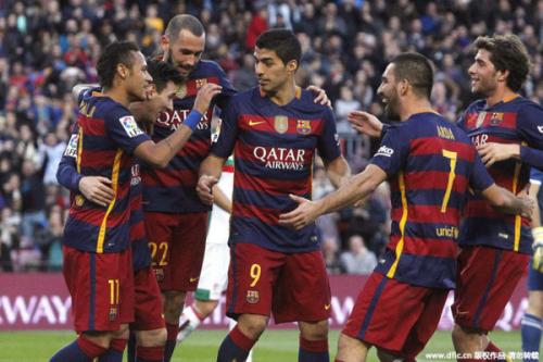 那不勒斯赞助商BOB体育西甲联赛前瞻——格拉纳达vs巴塞罗那