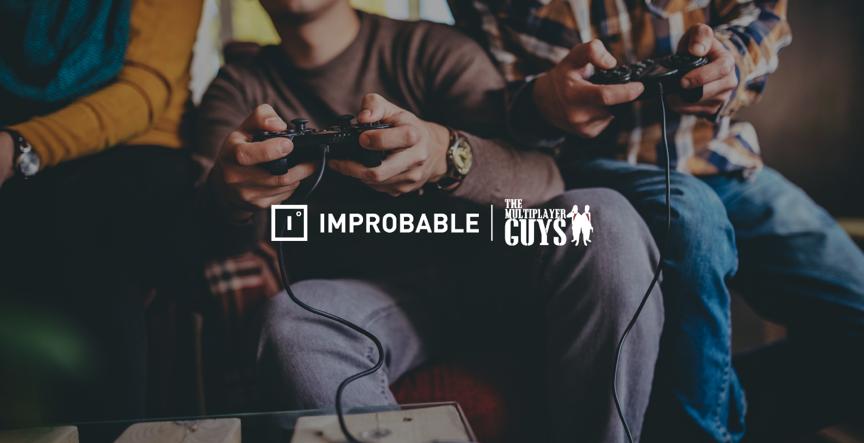 版圖再擴大!英礴(Improbable)收購多人游戲服務公司The Multiplayer Guys