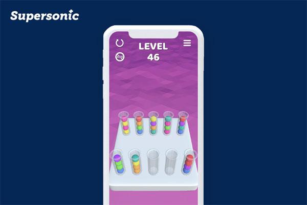 ironSource成立Supersonic Games游戏工作室,深耕基于广告变现的休闲游戏