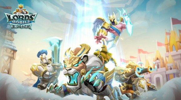 《王國紀元》四周年版本上線  首次更新全新兵種