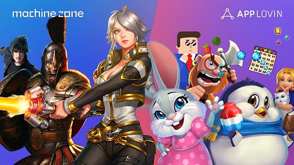 AppLovin收購Machine Zone,進一步布局移動游戲領域